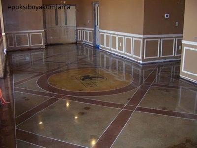 dekoratif zemin kaplama sistemleri